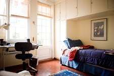 Typical Homestay Bedroom