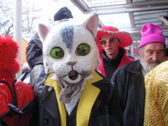 Drie dolle carnavalsdagen in Luzern