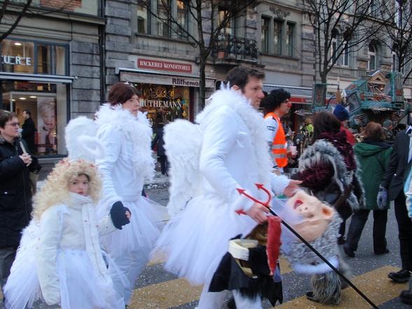 Carnaval in Luzern