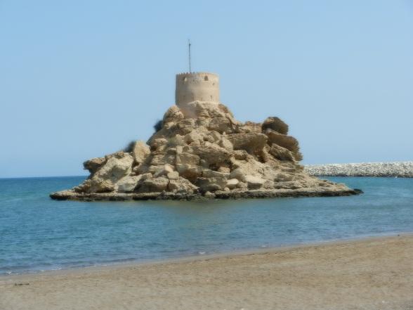 Forten en kastelen in Oman