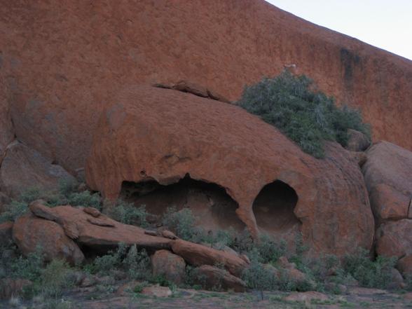Uluru inhammen