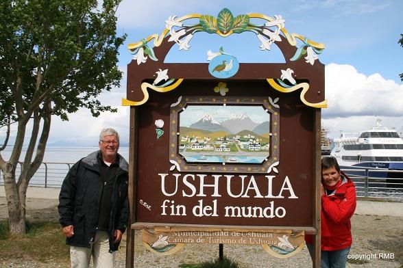 Ushuaia is de zuidelijkste stad ter wereld
