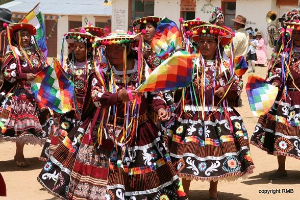 Copacabana is een belangrijke toeristische bestemming in Bolivia
