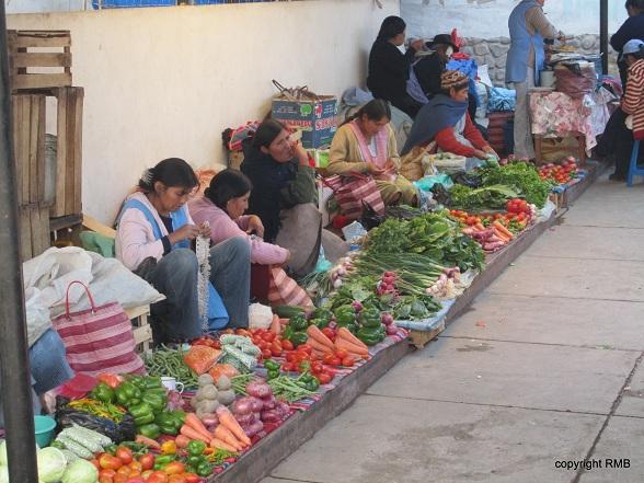 Markt Bolivia