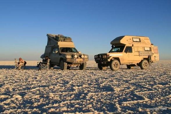 Zoutvlakte Salar de Uyuni