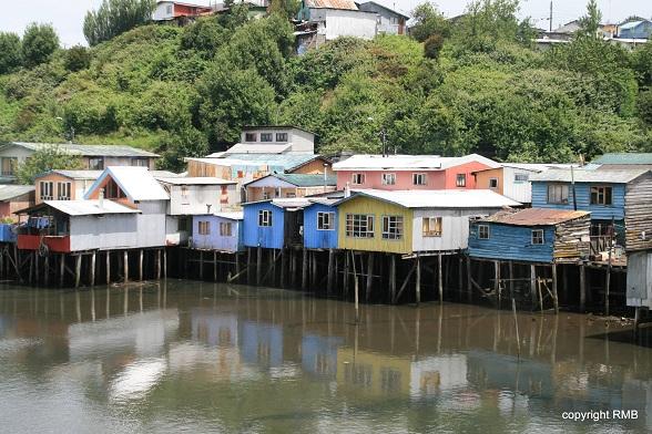 Chiloé eiland is een bijzonder stukje Chili met een heel eigen karakter