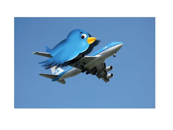 KLMfare Twitter