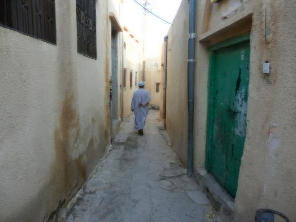traditioneel dorp Al Ayn