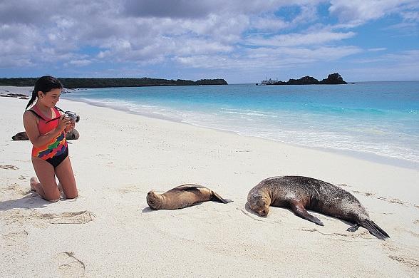 De Galapagos eilanden zijn de bakermat van de moderne biologie