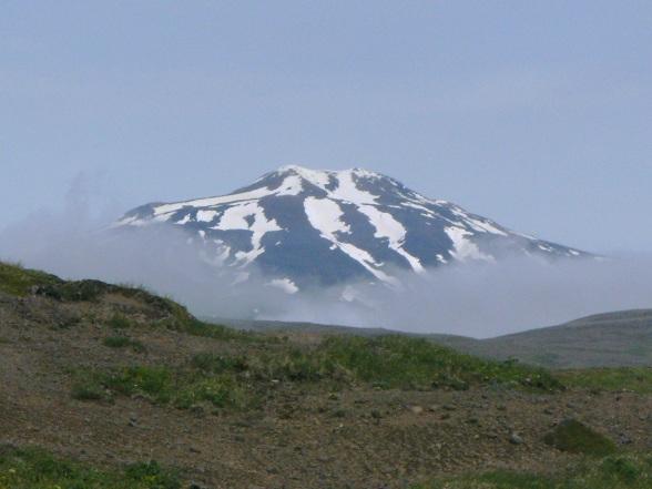 Kiska vulkaan