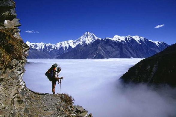 Mount Everest top 10 bestemmingen