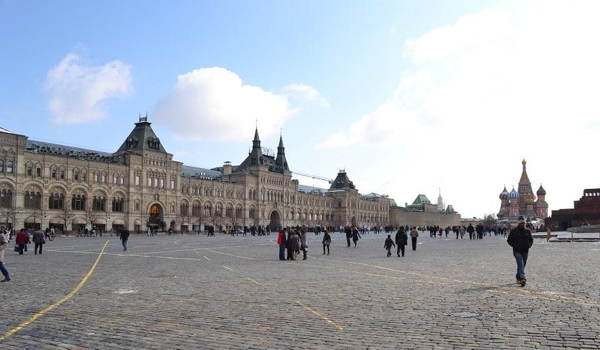 Moskou is een fascinerende stad met een groot historisch verleden. Wie herinnert zich niet de militaire parades van de Communistische Partij op het Rode Plein?
