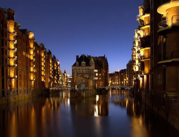 Hamburg is een interessante, mooie en dynamische stad!