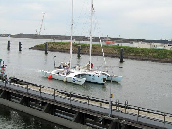 Terug in IJmuiden