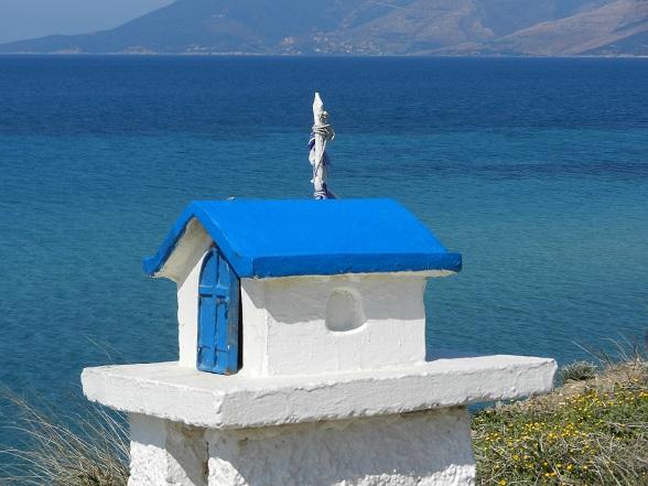 het schitterende eiland Evia