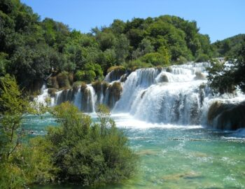 Kroatië kustrondreis