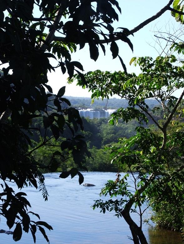 Ik eindig mijn reis bij de paradijselijke watervallen Iguazu