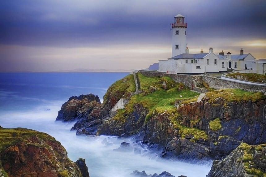 Ga op rondreis in Ierland.