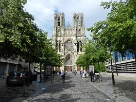 De Kathedraal van Reims