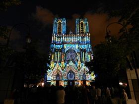 Klank en licht in Reims
