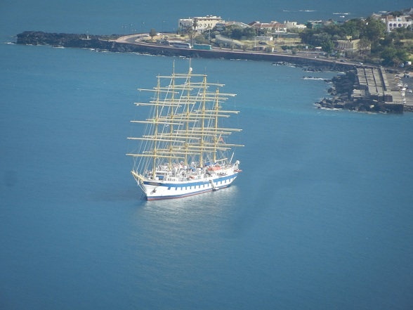 Royal Clipper zeilcruise