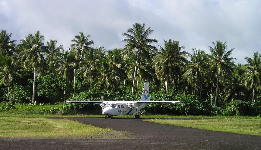 Propellorvliegtuig Rurrenabaque
