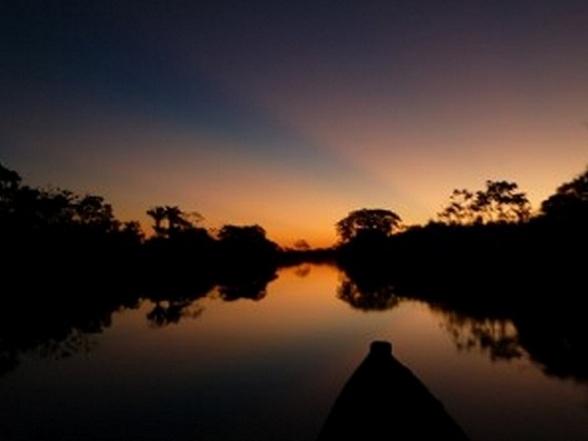 Het Boliviaanse Amazonegebied