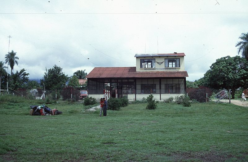 Vliegveld Rurrenabaque