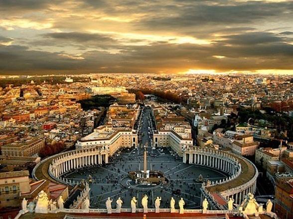 Het Vaticaan, Rome
