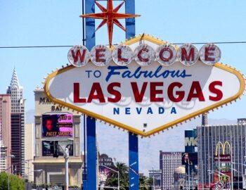 Rechtstreeks naar Las Vegas