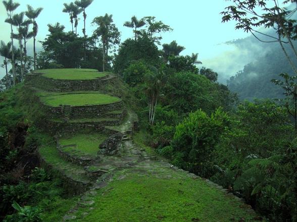 Ciudad Perdida, Colombia: een trekking door de jungle van de Sierra Nevada de Santa Marta, een van de belangrijke archeologische plekken in Zuid-Amerika
