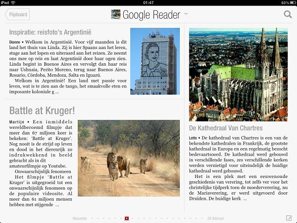 Reishonger via Google Reader
