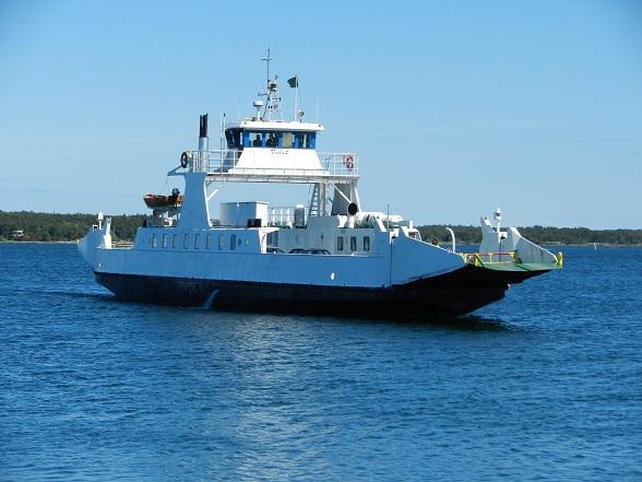 Ferry van Bärö naar Kumlinge