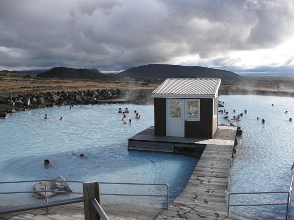 De Mývatn Nature Baths