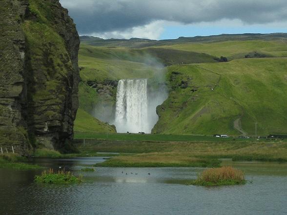 Top 5 watervallen IJsland
