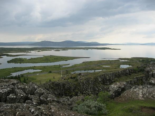 Nationaal park Thingvellir behoort tot de Gouden Cirkel