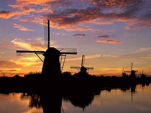 Windmolens in Nederland