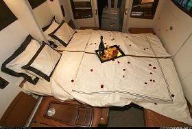Passagierscomfort in de Airbus A380