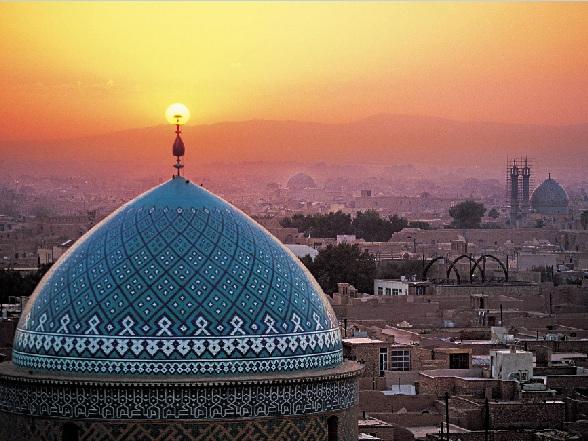 Jameh Moskee Iran