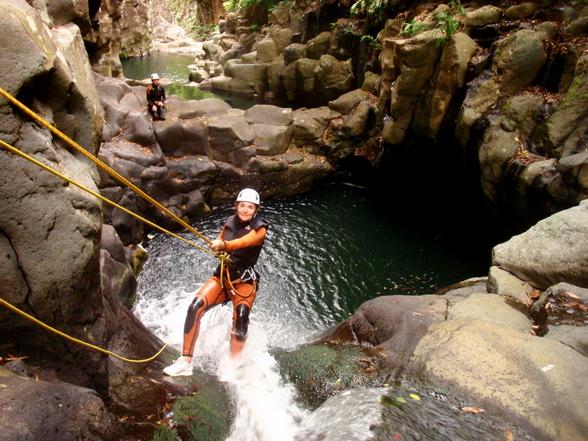 Sportief Azoren - West Canyon Turismo Aventura, Santa Cruz das Flores