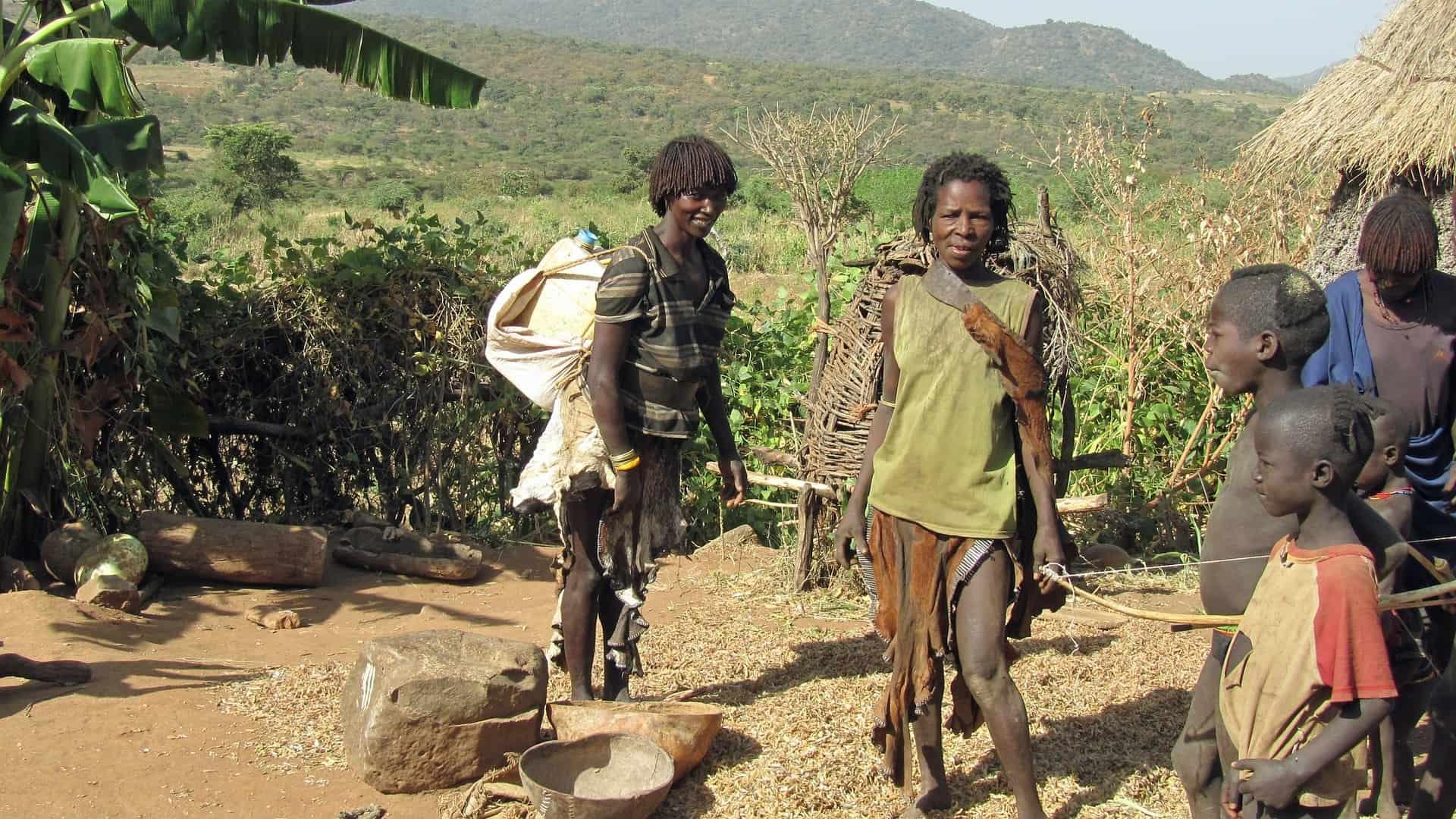 ethiopie reisverhaal