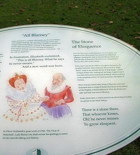 Iers: Cloch na Blarnan