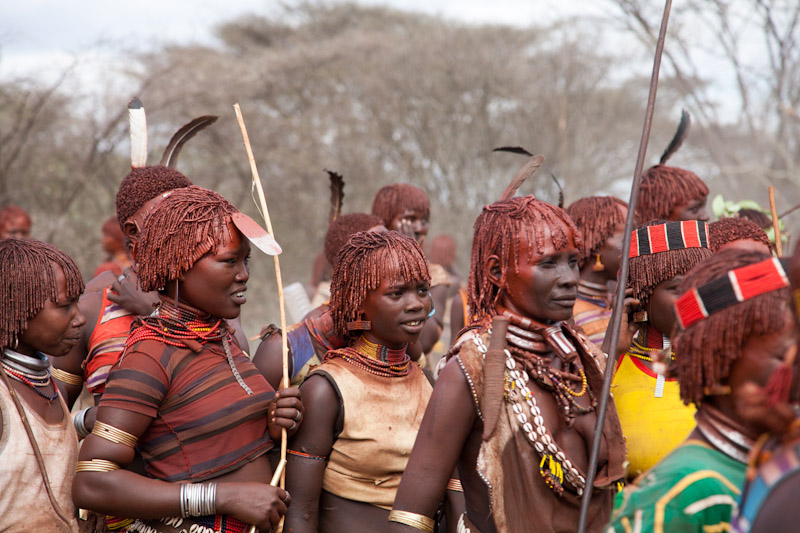 Vrouwen in Ethiopië