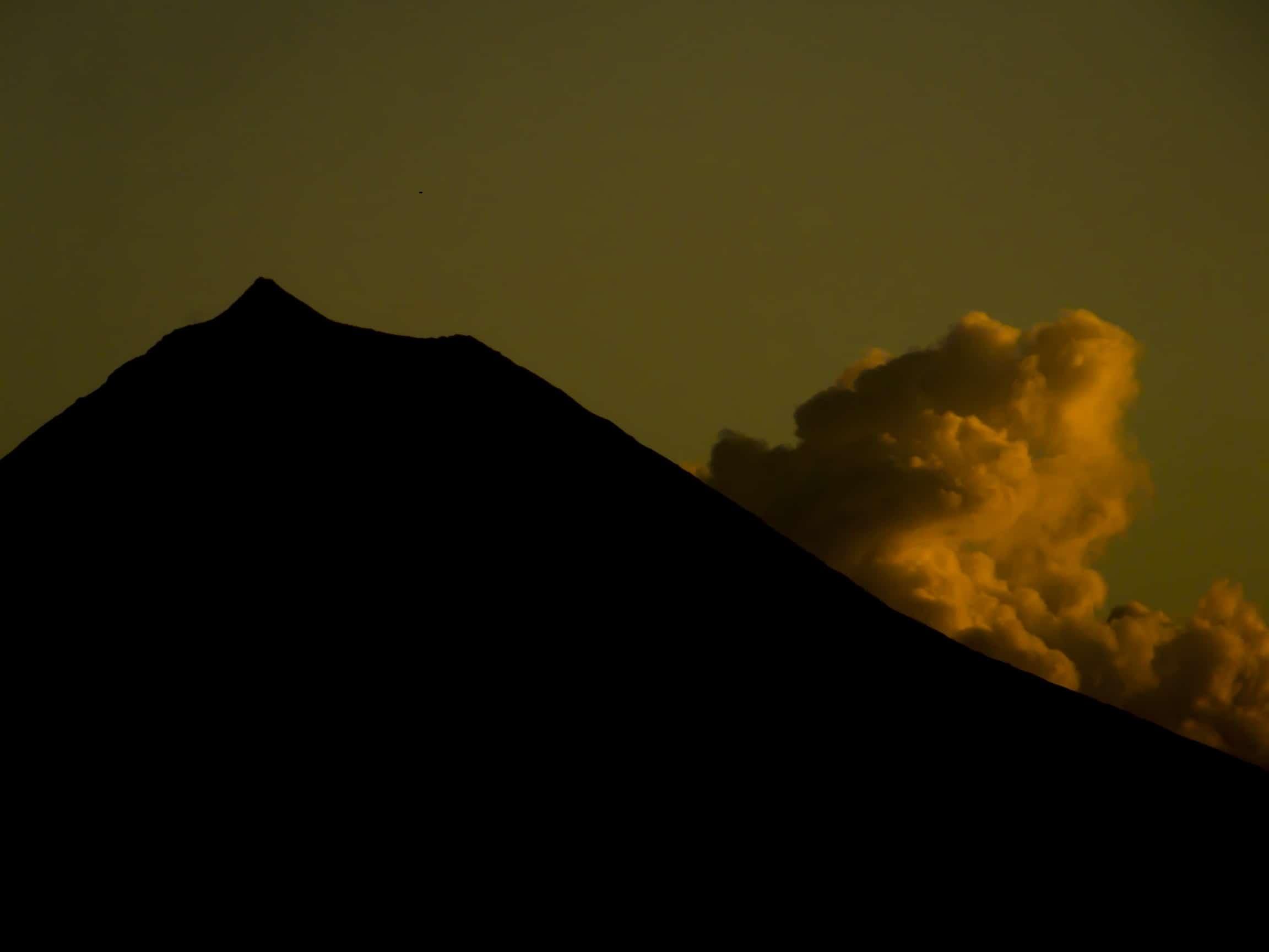 Pico, de hoogste top van Portugal