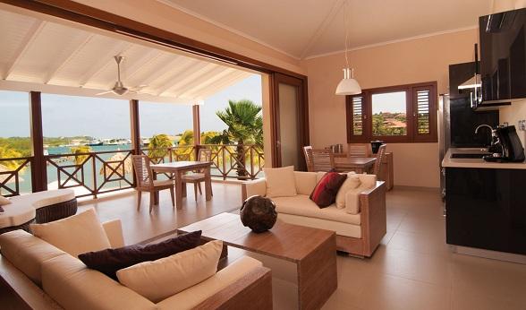 Het luxueuze appartementencomplex La Maya Beach