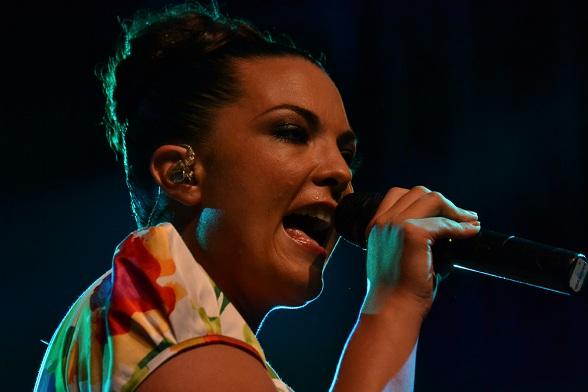 Caro Emerald, Curaçao North Sea Jazz Festival