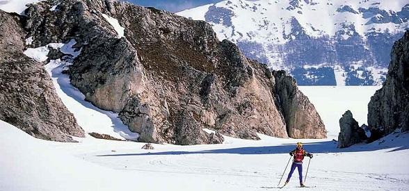 Langlaufen Abruzzo