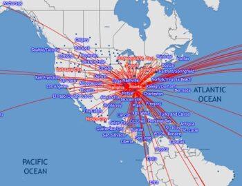 's Werelds drukste luchthaven