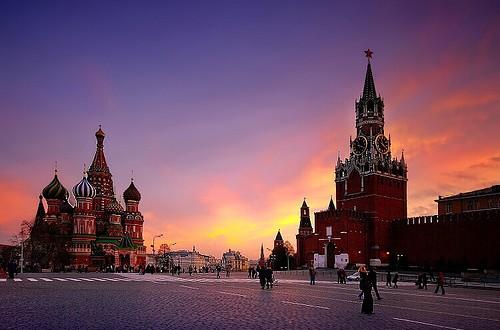 Avontuurlijke stedentrips: Moskou