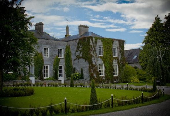 De tuinen van Castle Durrow vormen een groot deel van de aantrekkingskracht van het landgoed. Shelly is al zo'n vijftien jaar bezig met het plannen, inrichten en verbouwen ervan.